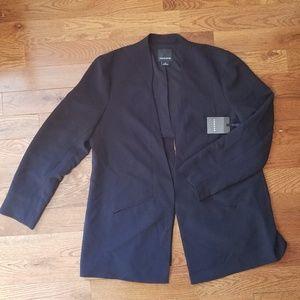Trouve Nordstrom Open Front Blazer